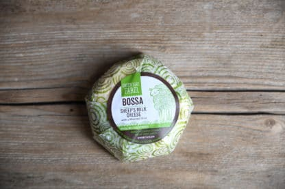 Green Dirt Farm Bossa Washed Rind Cheese 1