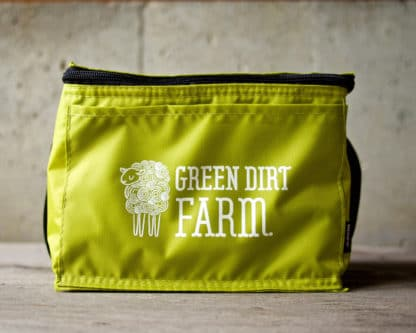 Green Dirt Farm Cooler