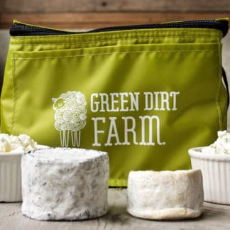 Get a taste of Green Dirt Farm sheep milk cheese with this sampler collection.