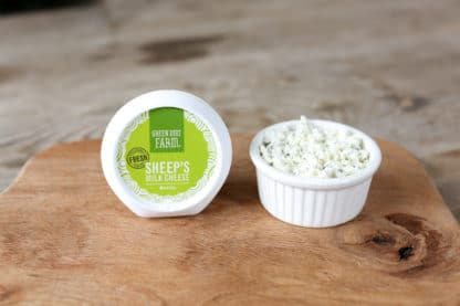 Green Dirt Farm Fresh Spreadable Cheese: Nettle 1