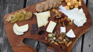 Green Dirt Farm Cheese Board