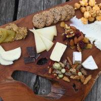 Sheep Cheese Board from Green Dirt Creamery