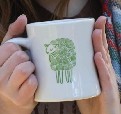 Green Dirt Farm Mug