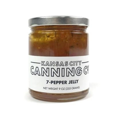 KC Canning Co 7-Pepper Jelly