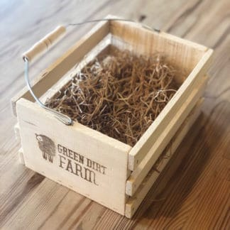 Green Dirt Farm Gift Crate