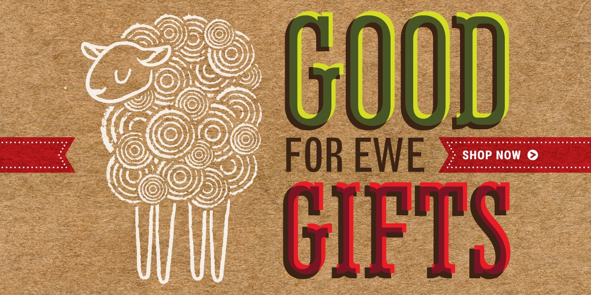 Good for Ewe Gifts: Shop Green Dirt Farm