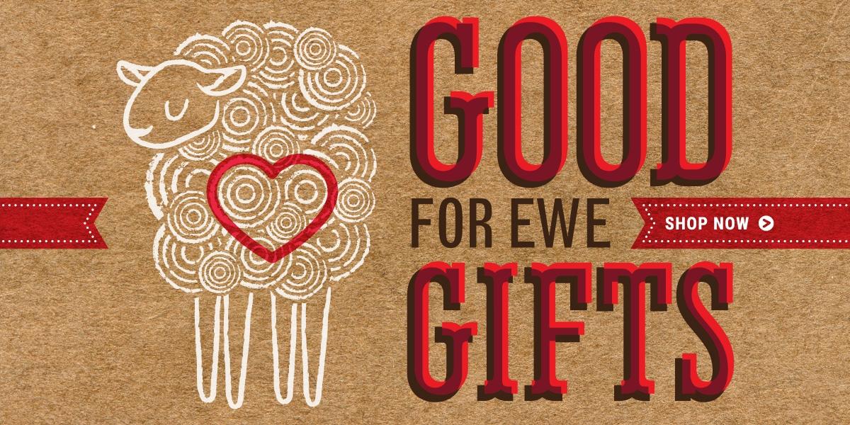 Good for Ewe Valentine's Gifts: Shop Green Dirt Farm