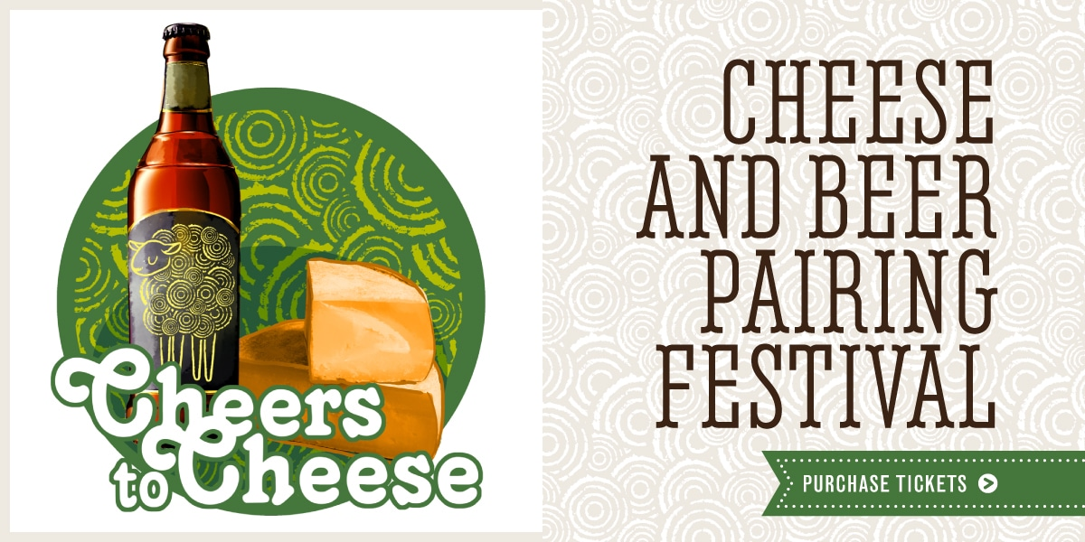 Cheers to Cheese: a cheese and beer pairing festival