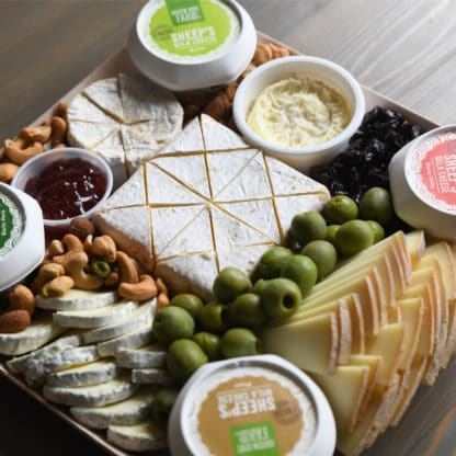 Catered Holiday Cheese Boards