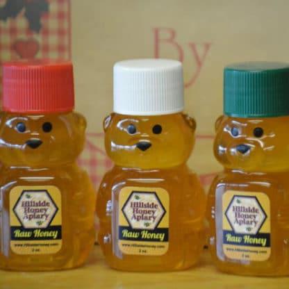 Hillside Honey Mini Bears