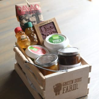 Green Dirt Farm Holiday Gift Basket