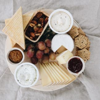 Green Dirt Farm Catered Cheese Boards